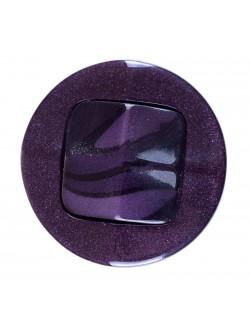 Лилаво копче 15 мм. 30 мм.