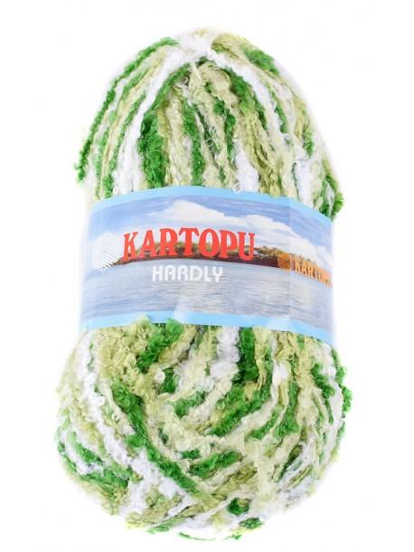 Картопу Хардли зелено