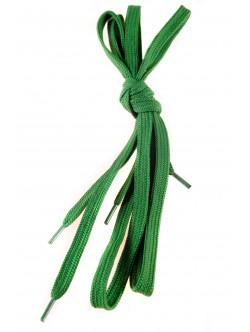 Връзки плоски зелено