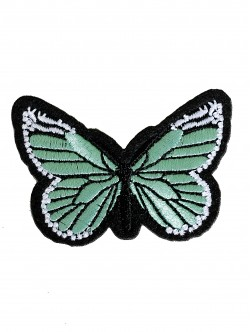 Бродерия на пеперуда