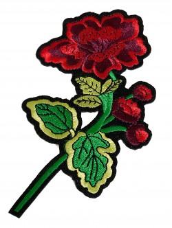 Апликация на цвете 19 см.