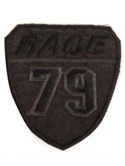Черна апликация Race 79