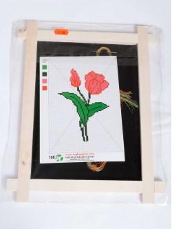 Гоблен с цвете - Роза
