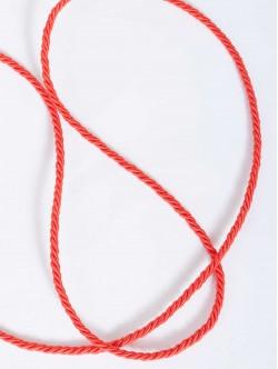 Тапицерски шнур - червен
