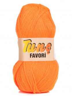 Прежда Тунч оранжева