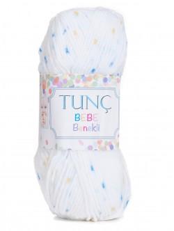 Бебешка прежда Bebe Benekli - код 5385