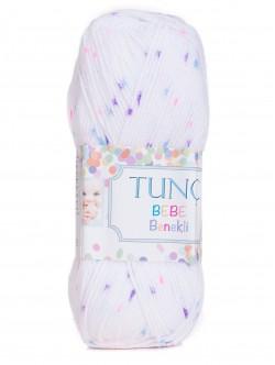 Бебешка прежда Bebe Benekli - код 5409