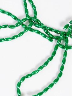 Наниз мъниста - зелени