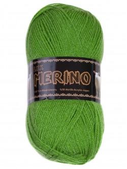 Прежда Мерино - тревисто зелена