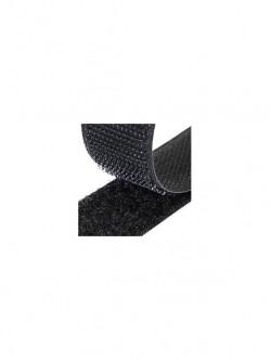 Велкро 10 сантиметра - черно