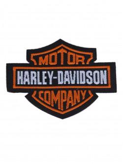 Апликация със залепване Harley Davidson