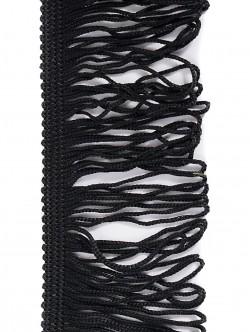 Ресни за пердета - черни