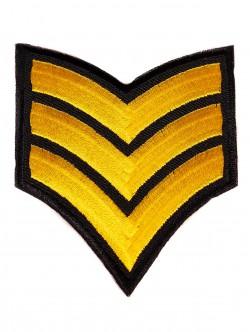 Златист пагон за генерал