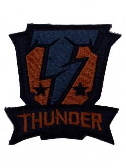 Лепяща се апликация Thunder