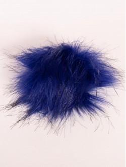 Помон за шапка - турско син цвят