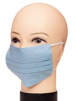 Предпазна маска за уста и нос с ластик
