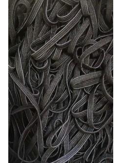 Черен ластик за маски