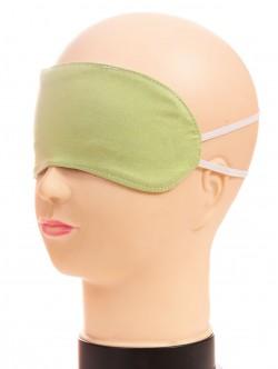 Маска за сън - зелена