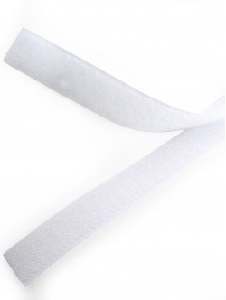 Велкро 10 сантиметра - бял цвят