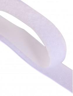 Бяло велкро 2,5 сантиметра