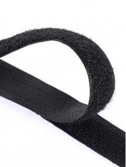 Черно велкро 2,5 сантиметра