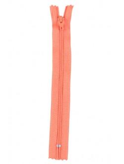 Оранжев цип 18 см.