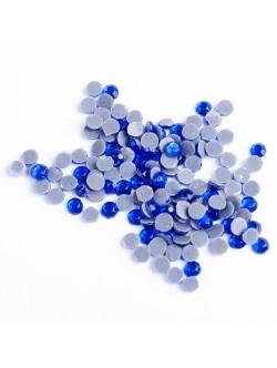 Камъни в турско синьо 2 мм. 1000 броя