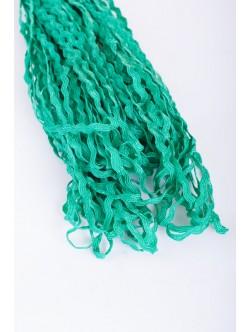 Зелен ширит зиг заг