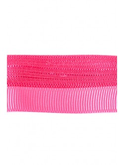 Рипс лента- розова 10 метра