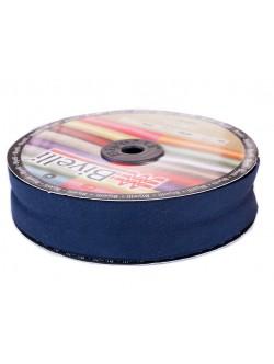 Веревна лента 3 см. синя