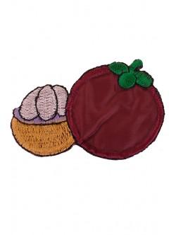 Детска апликация - плодове със залепване