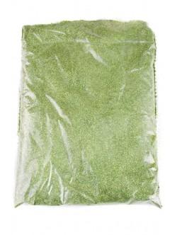 Зелен брокат на прах