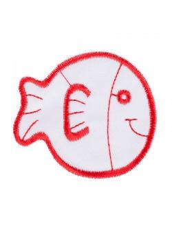 Детска апликация с риба