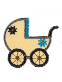 Апликация - детска количка