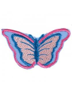 Апликация с пеперудка - малка