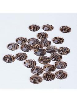 Камъчета за пришиване - тигрови