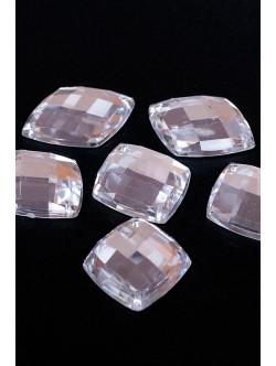 Бели камъни 30 мм.