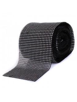 Черен ширит за декорация
