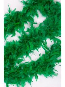 Марабу - зелено