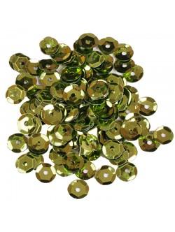 Ярки зелени пайети